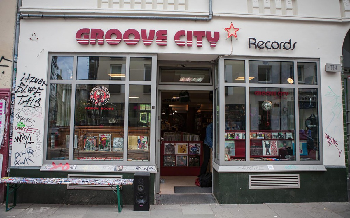 Groove City Record Store
