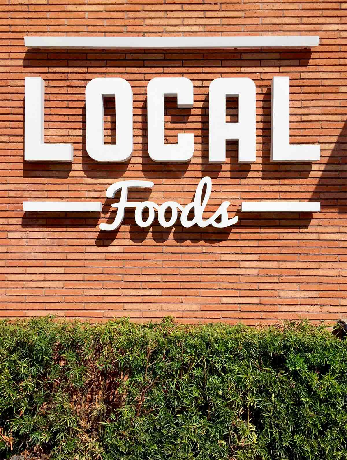 Local Foods