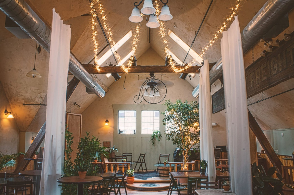 The Carriage House Cafe + The Loft