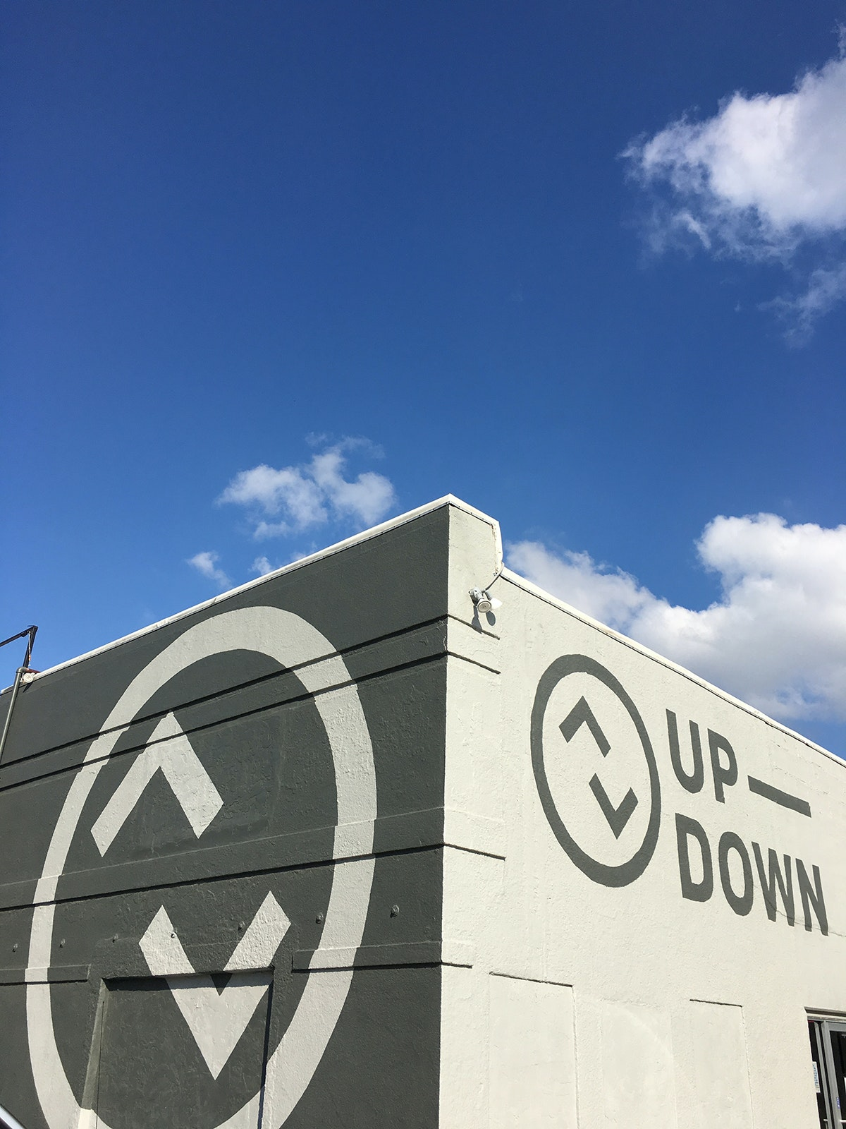 Up / Down Arcade Bar