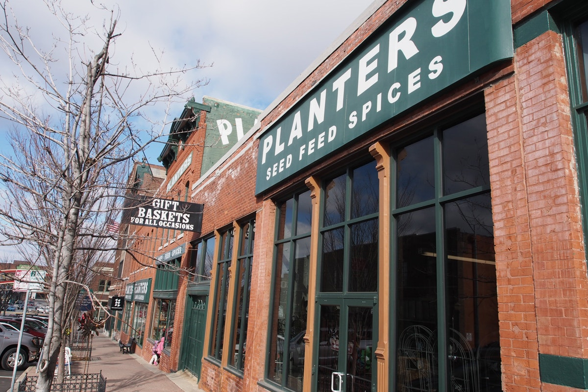 Planters Seed Store