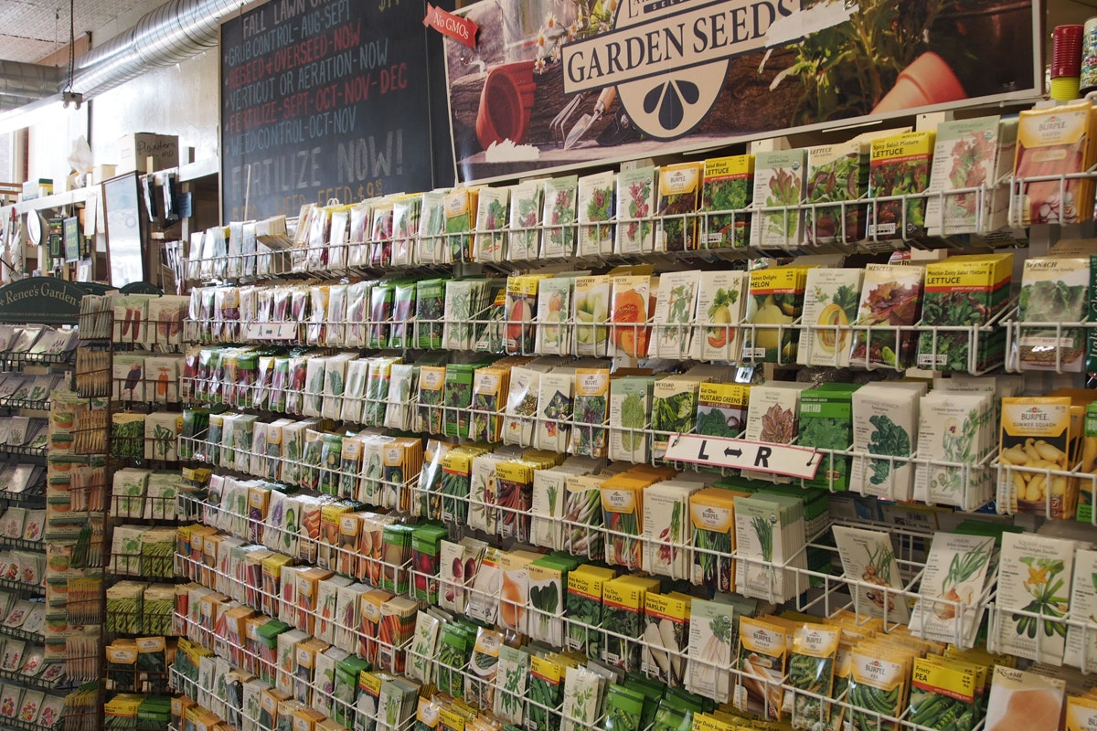 On the Grid : Planters Seed Store