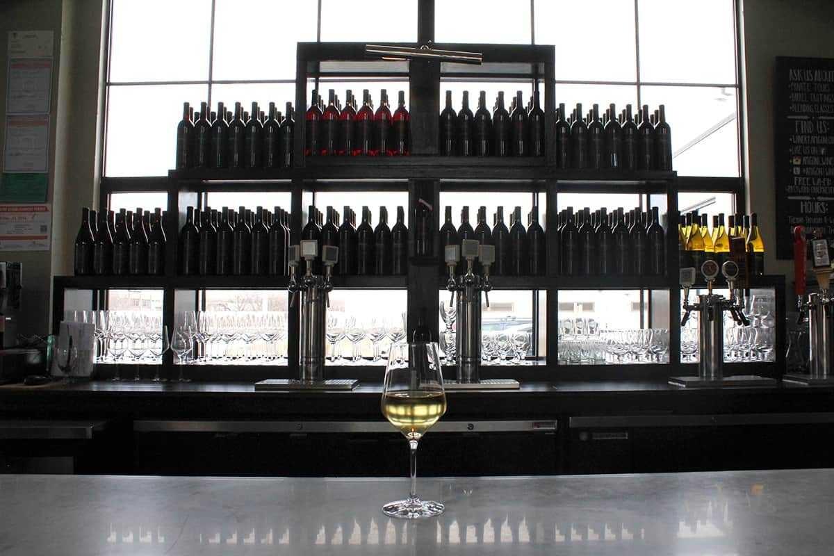 Amigoni Urban Winery