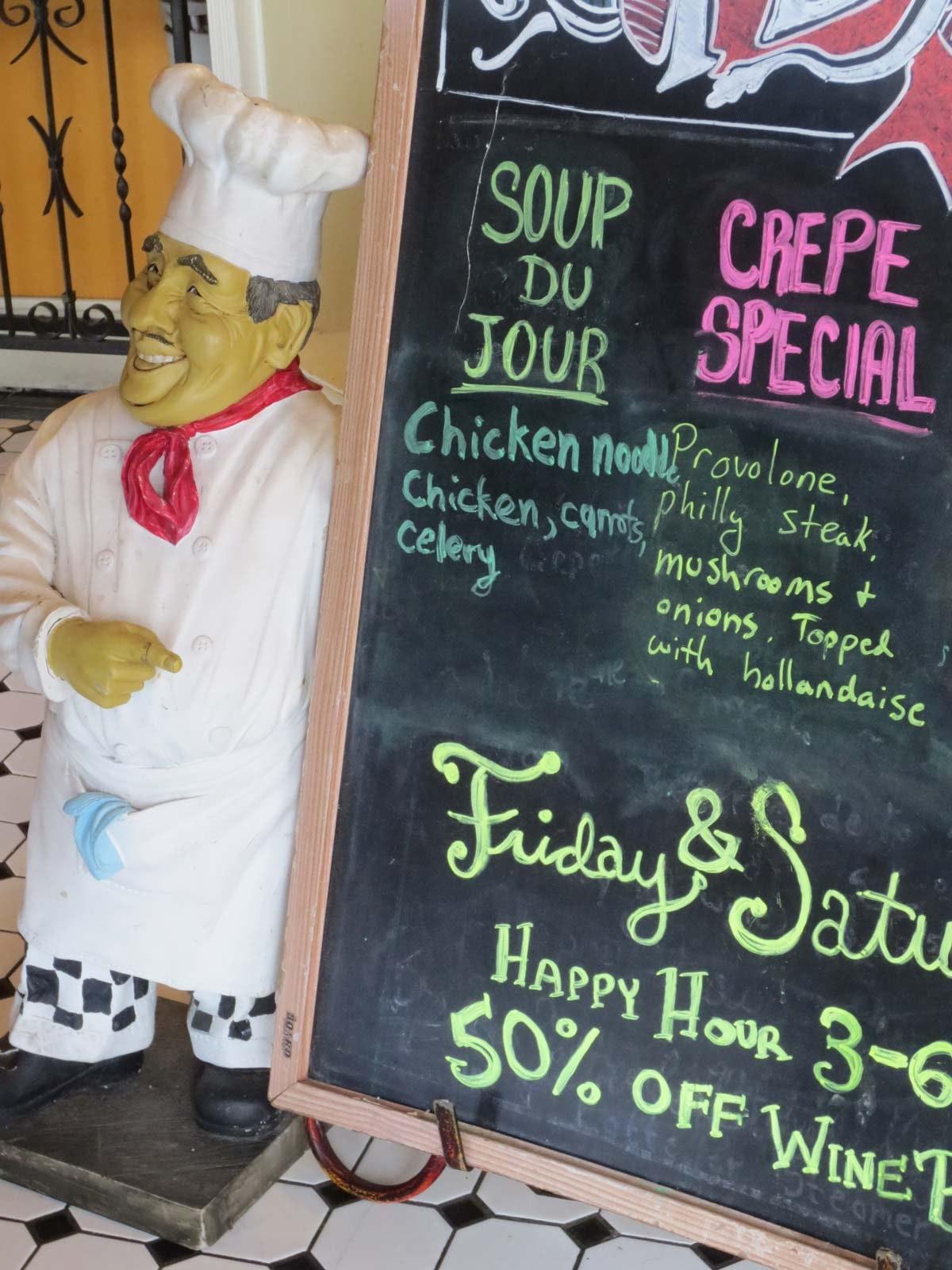 Chez Elle Creperie & Coffeehouse