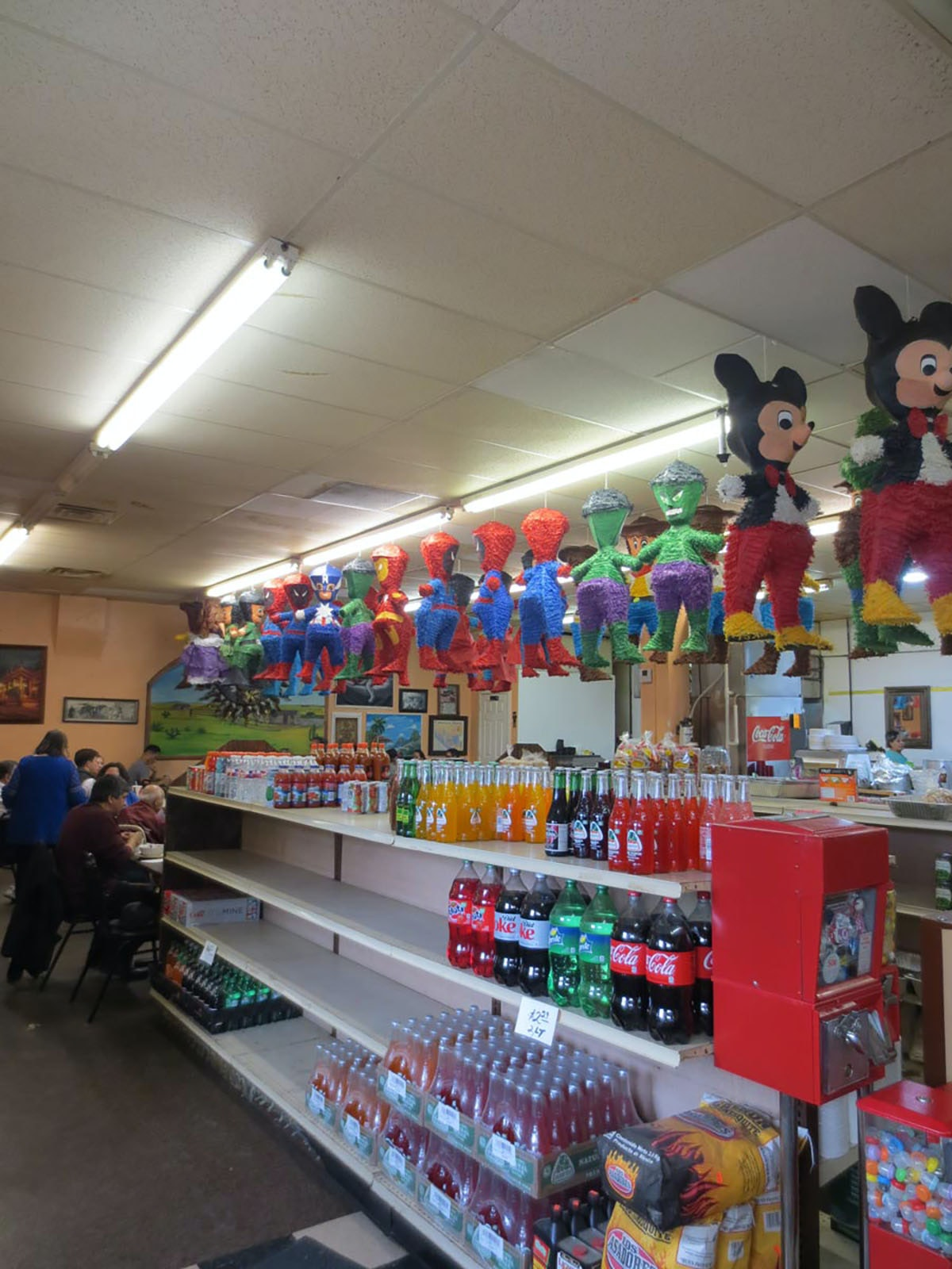 Los Alamos Market y Cocina
