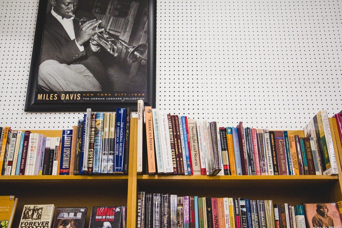 Last Exit Books