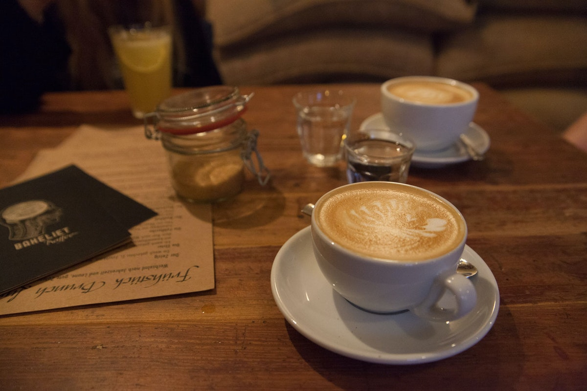 Bakeliet Kaffee