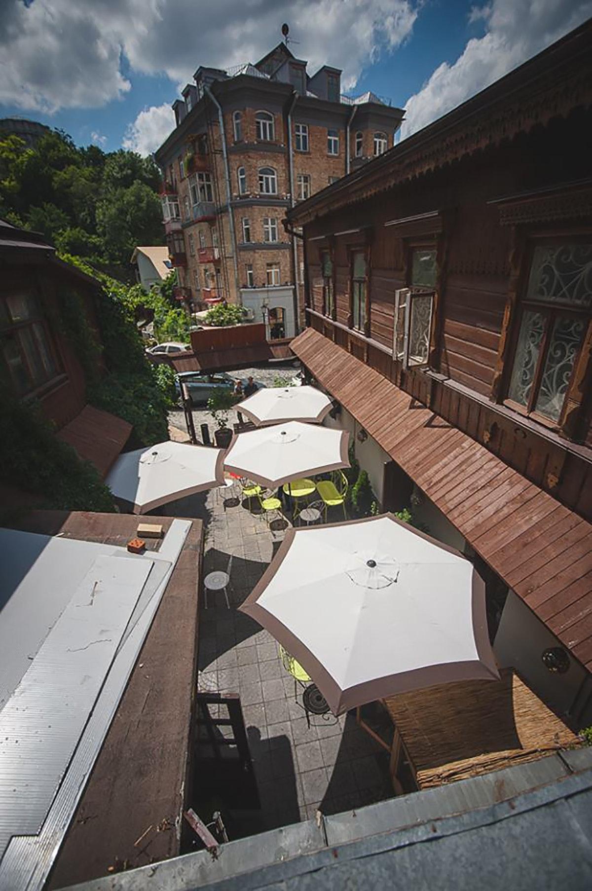 Kanapa restaurant