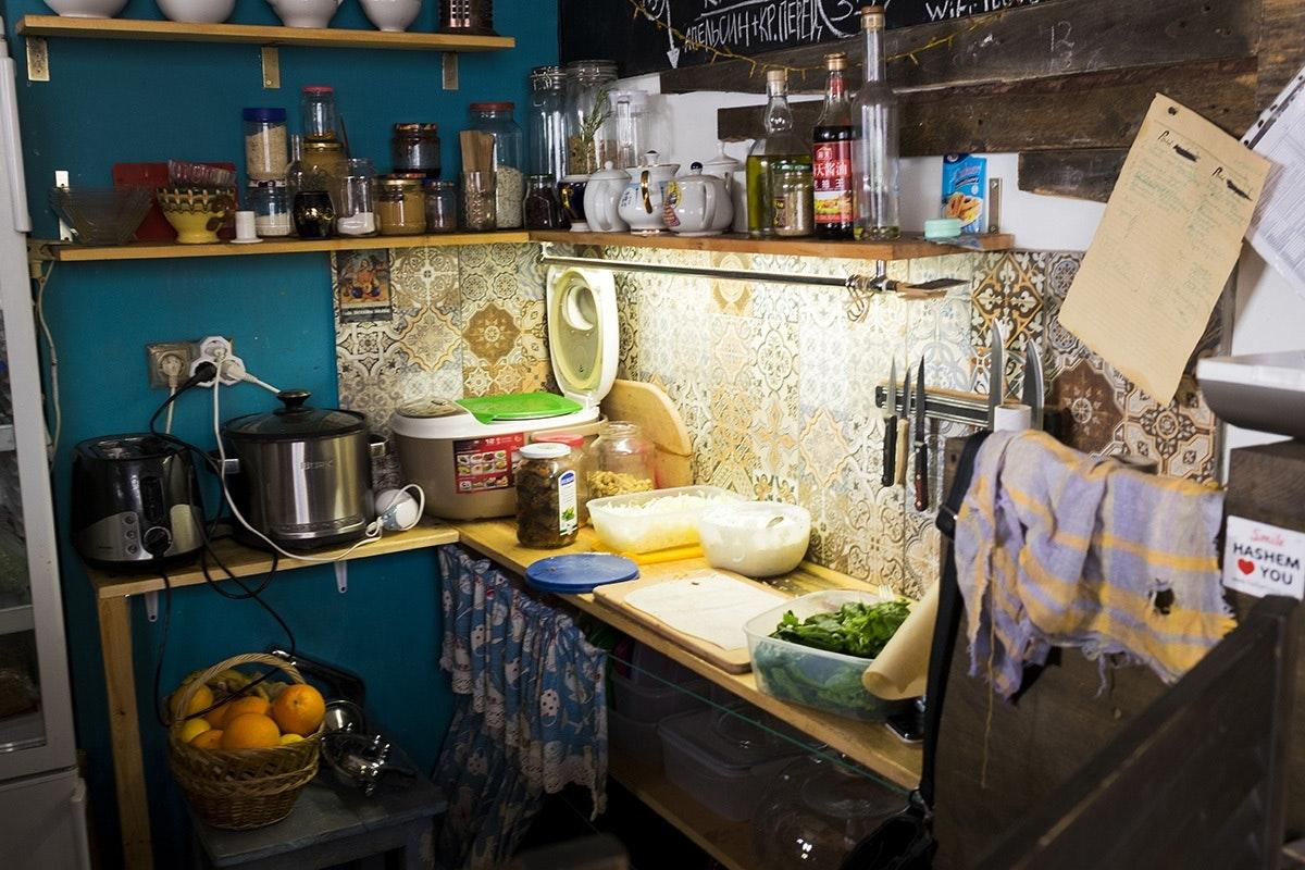 Vagabond Cafe & Vintage Corner