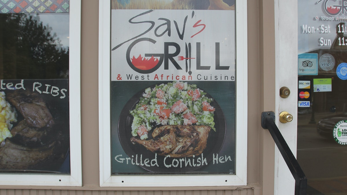 Sav's Grill and Chill