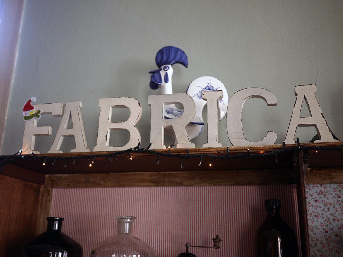Café na fábrica