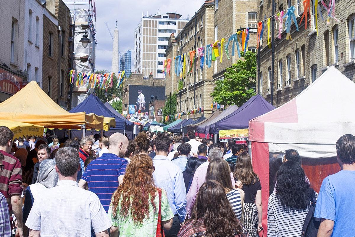 Whitecross Street Market