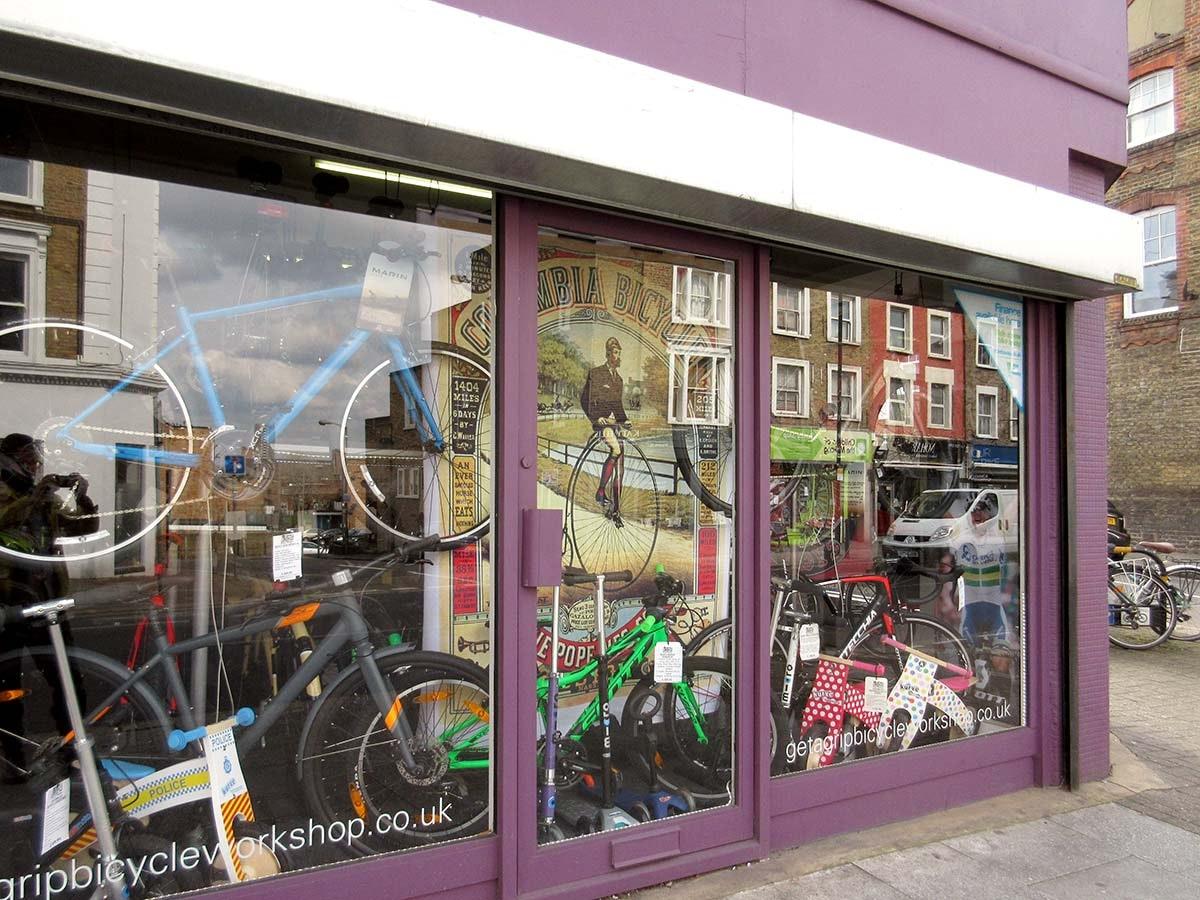 Get A Grip Bicycle Workshop