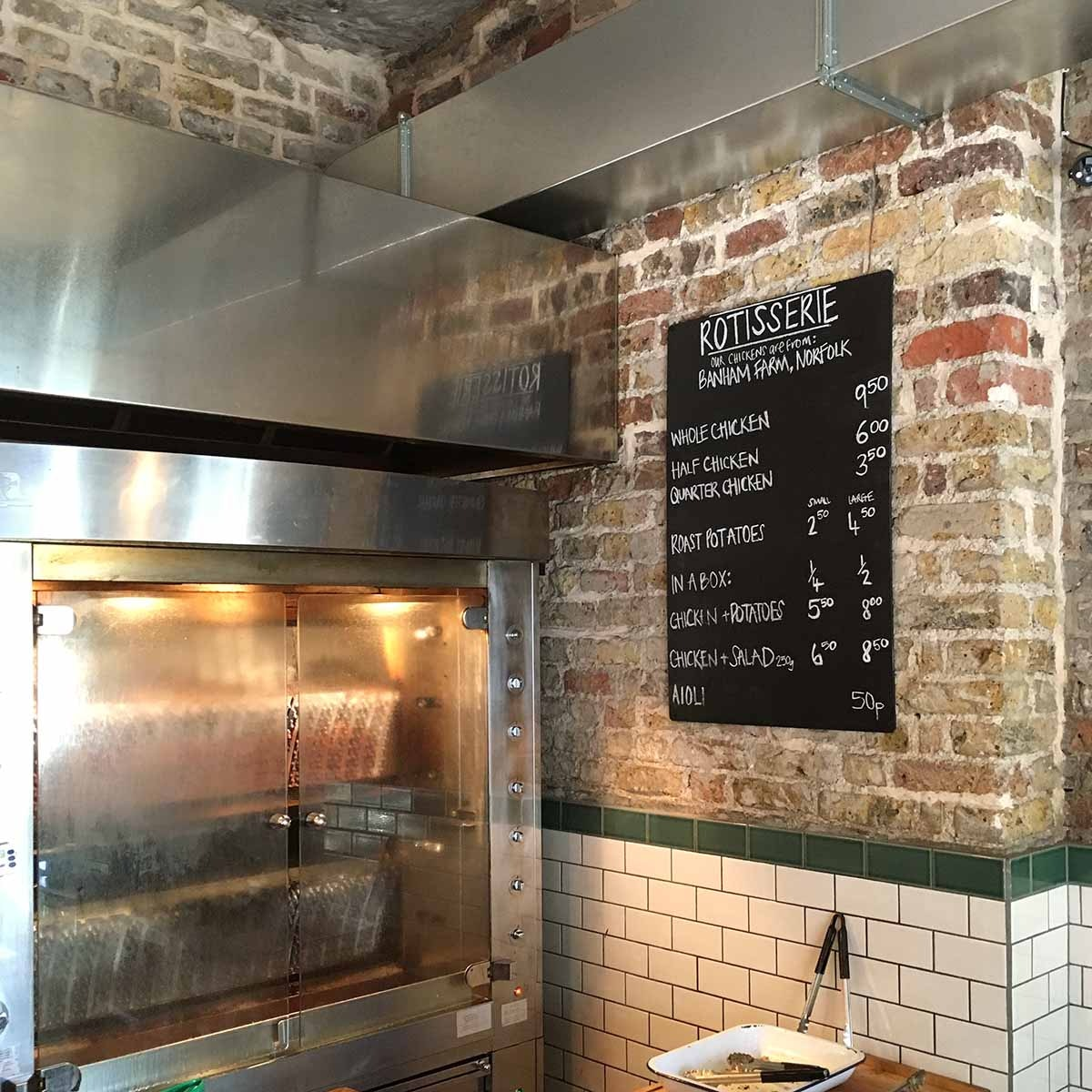Park Road Kitchen