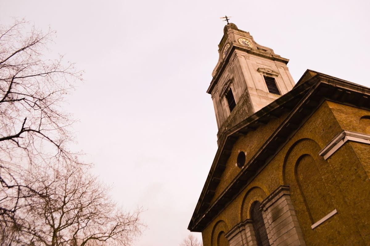 Church of St John-at-Hackney