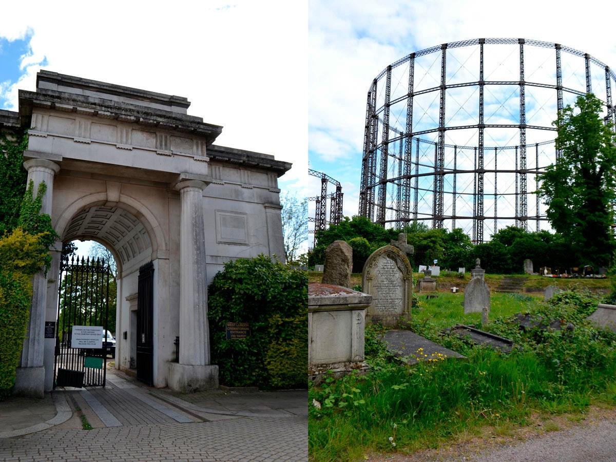 Kensal Green Cemetery