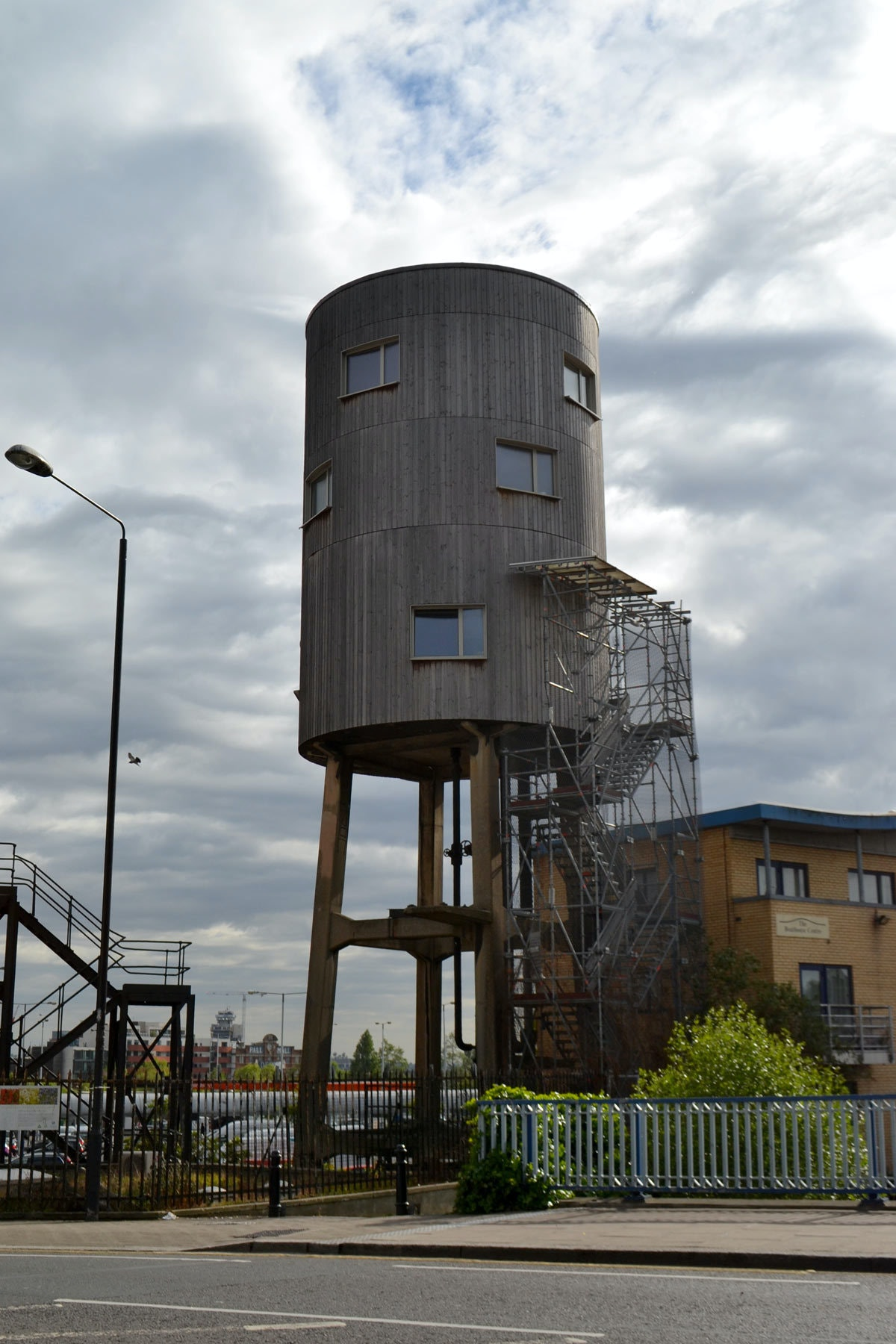 Tom Dixon's Water Tower