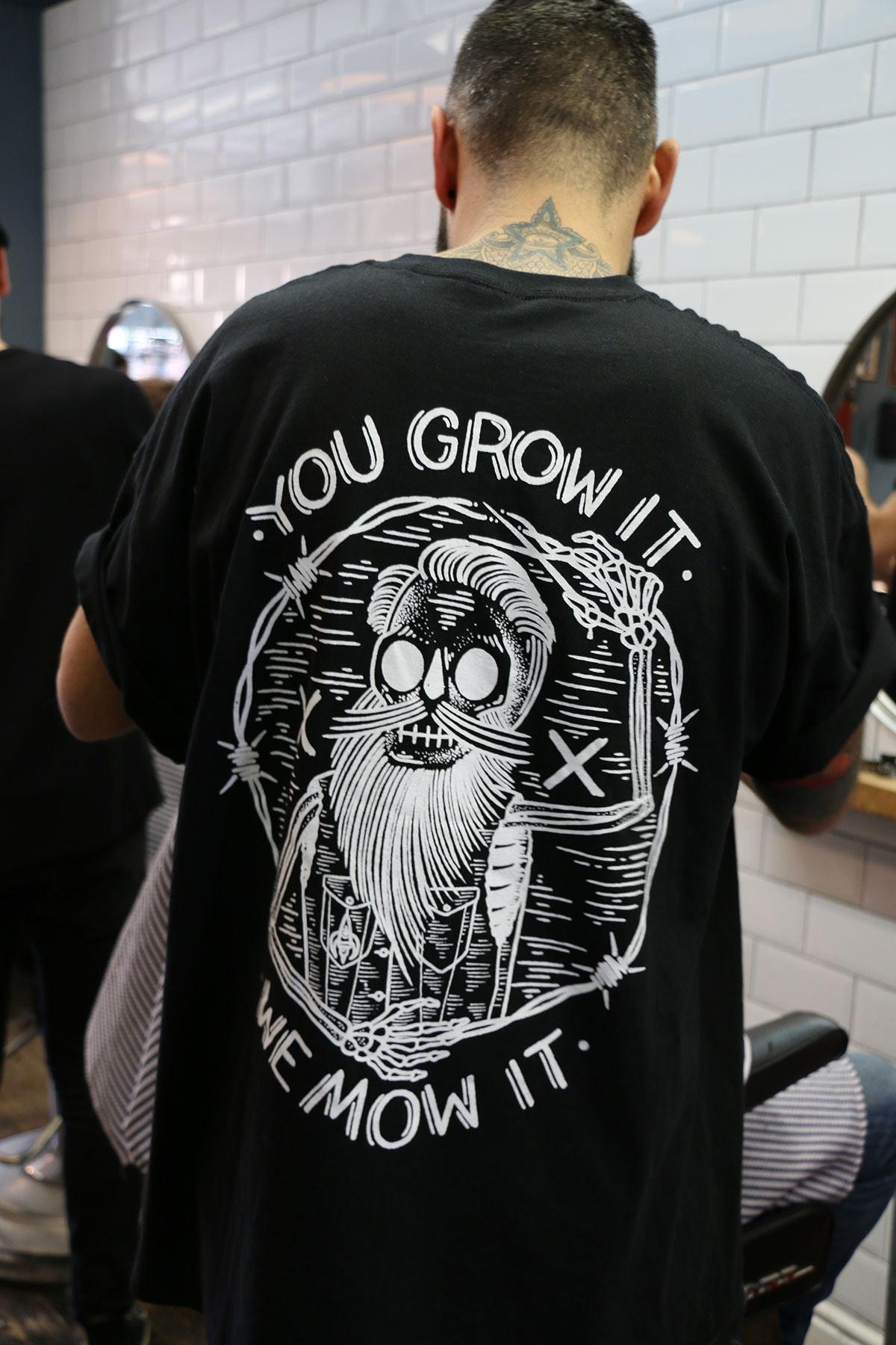 Rocket Barbers