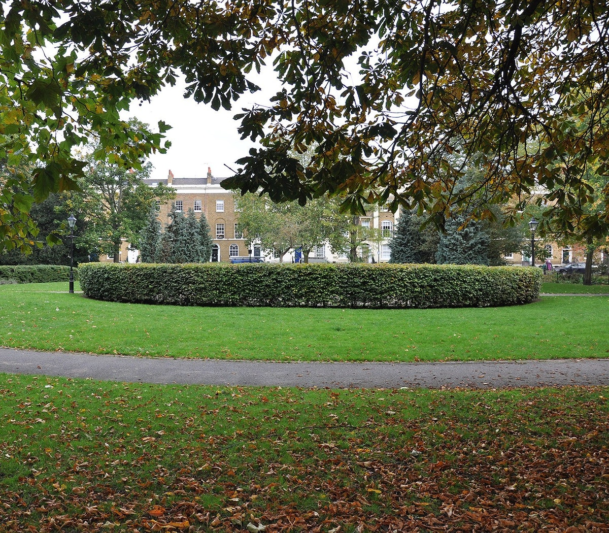 Tredegar Square
