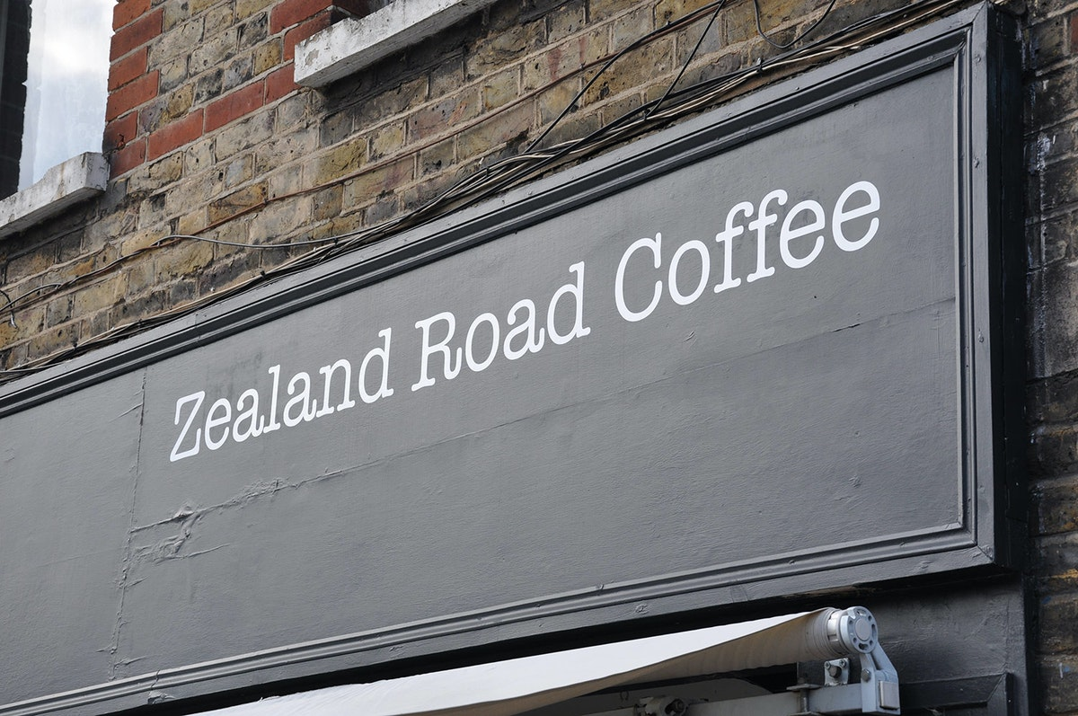 Zealand Road Coffee