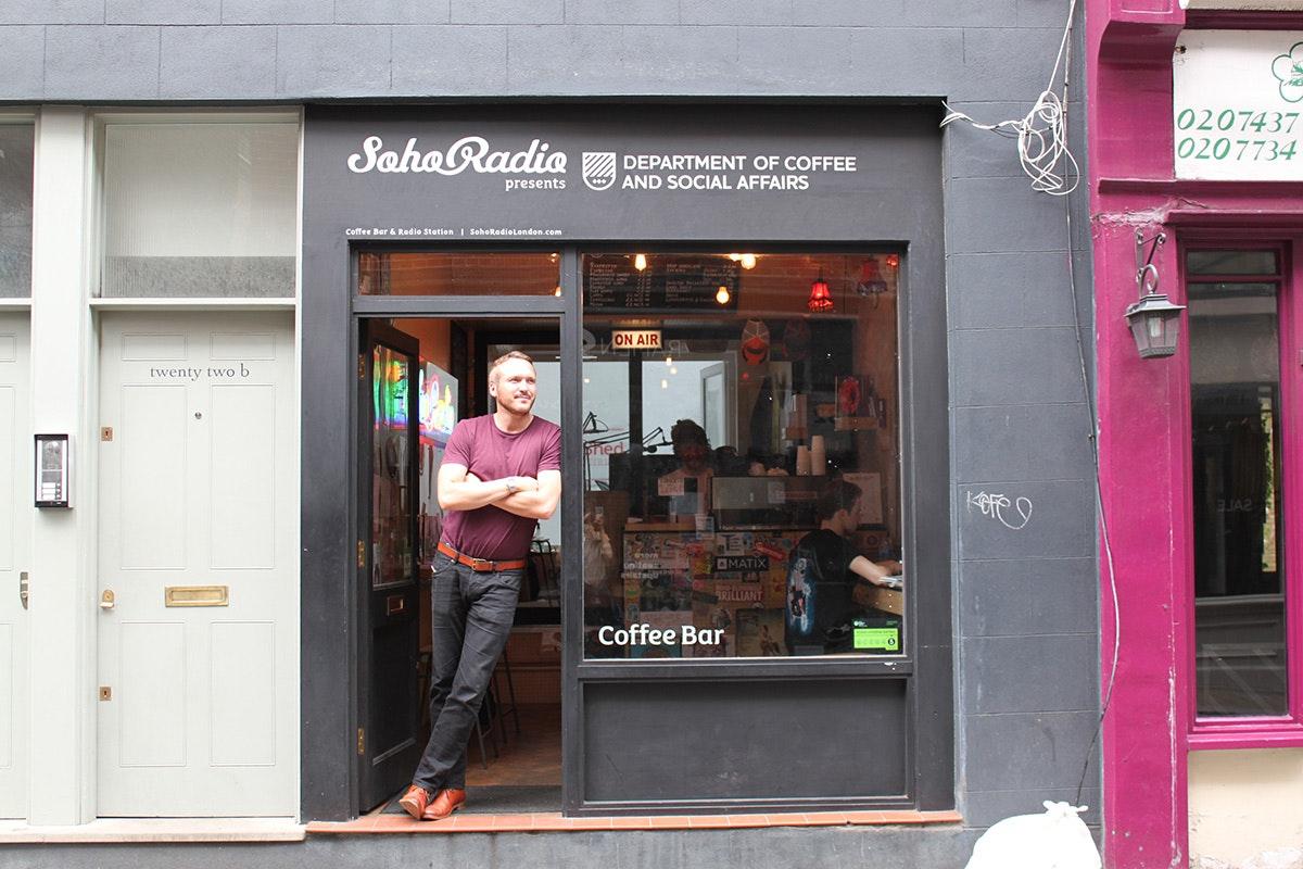 Soho Radio — Department of Coffee and Social Affairs
