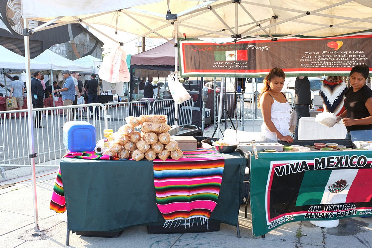 Arts District Farmer's Market