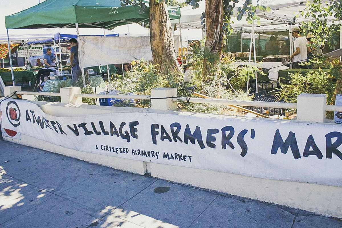 Atwater Village Farmers' Market