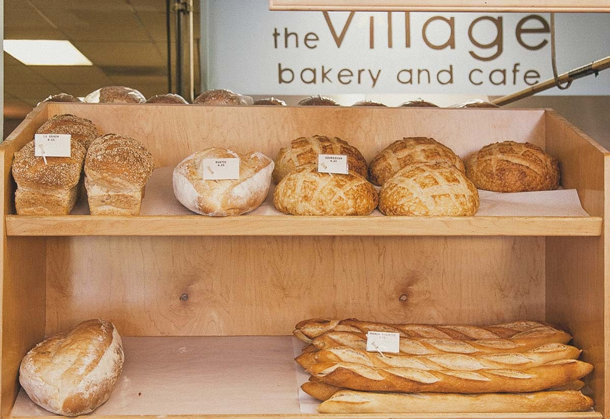 The Village Bakery and Cafe