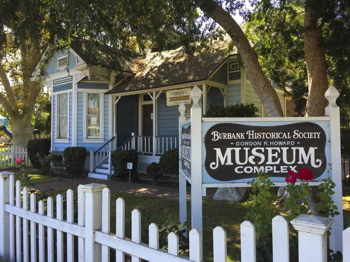 Burbank Historical Society