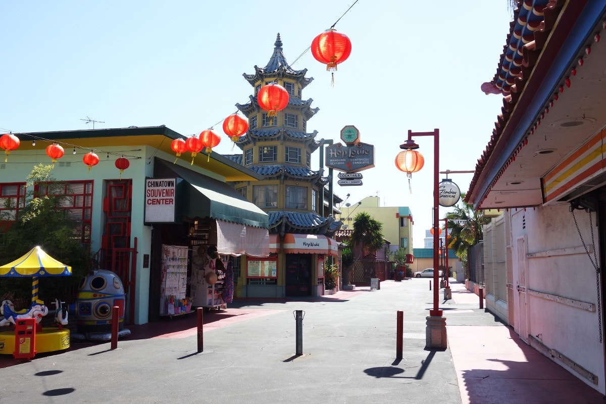 Old Chinatown Central Plaza