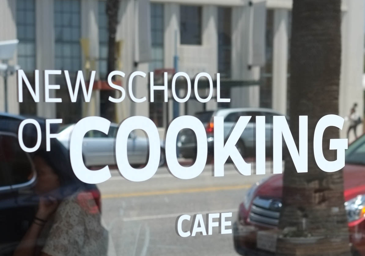 New School of Cooking Cafe