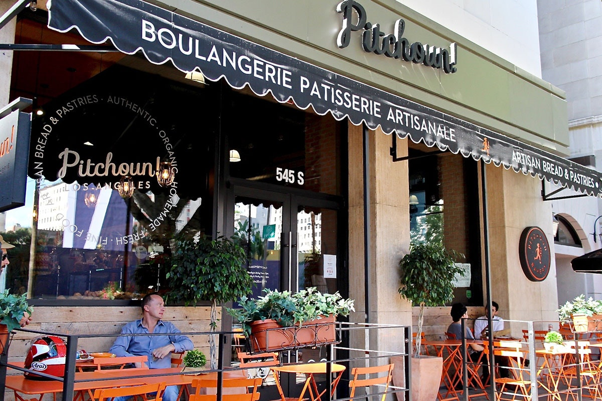 Pitchoun Bakery & Café