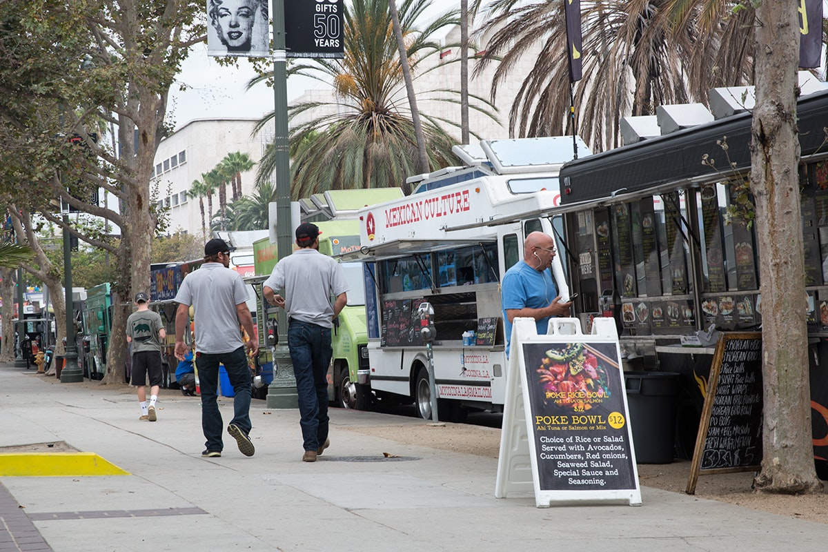 Miracle Mile Food Trucks