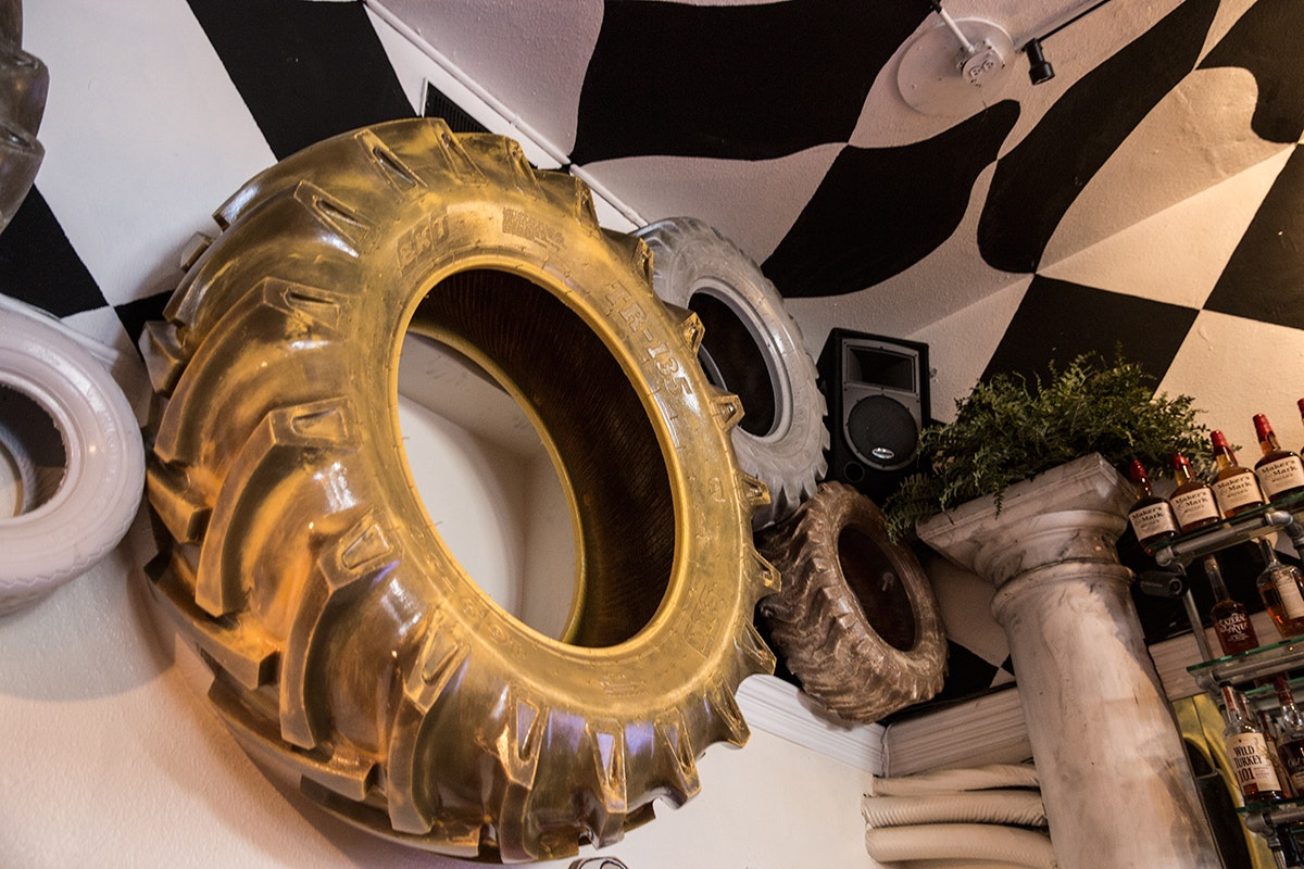 Spare Tire Kitchen & Tavern
