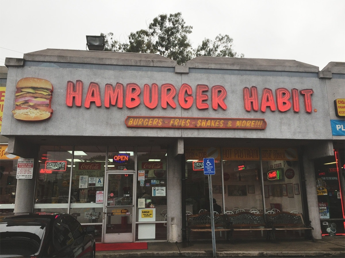 Hamburger Habit