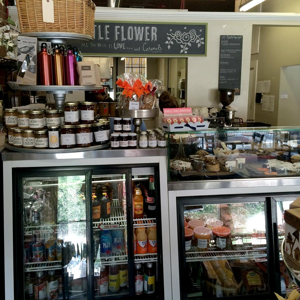 Little Flower Candy Cafe
