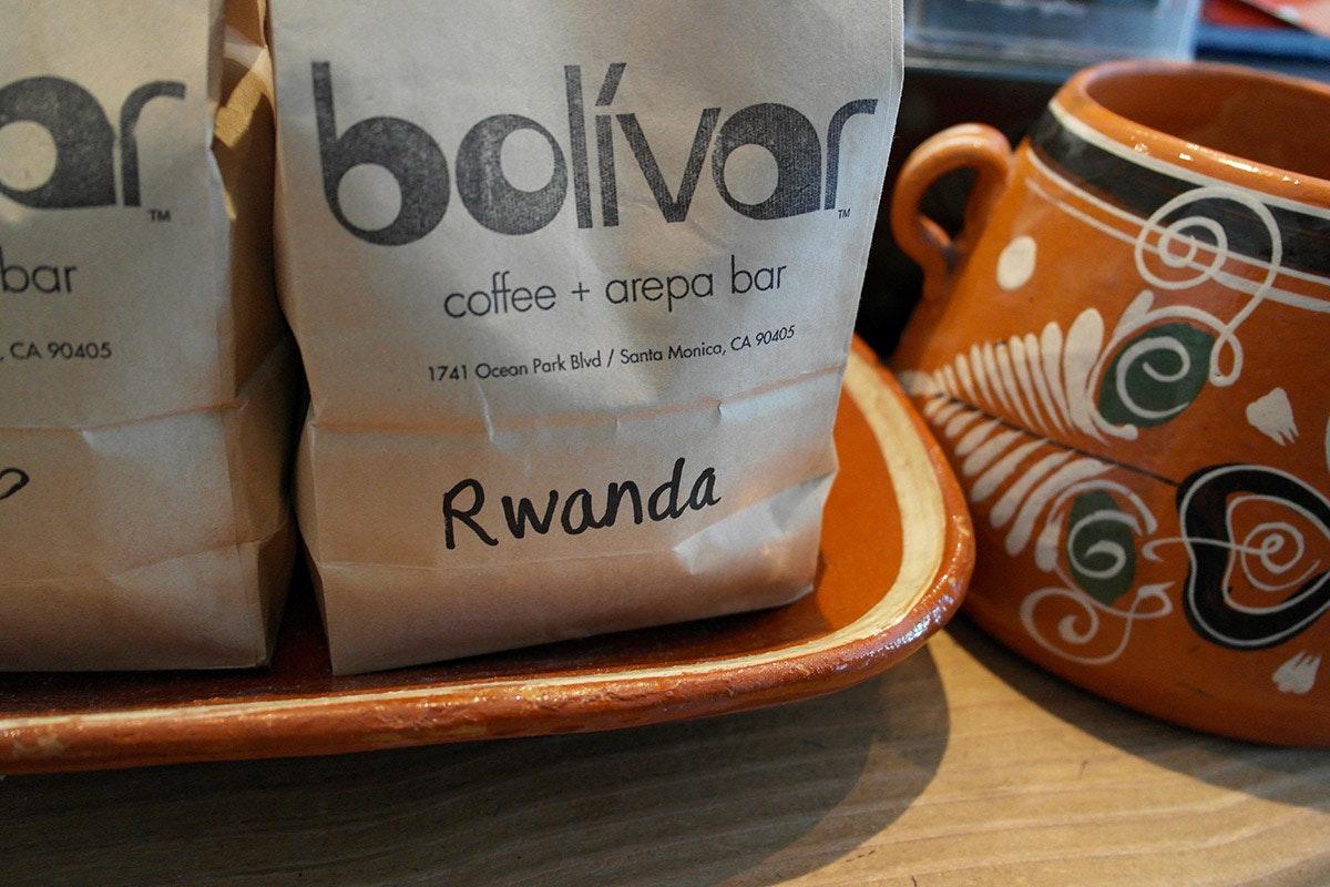 Cafe Bolívar