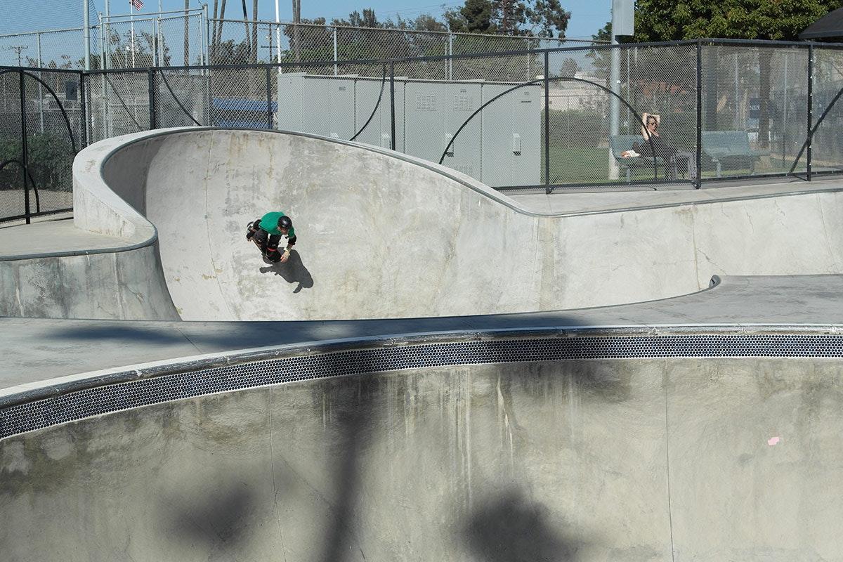 The Cove Skate Park