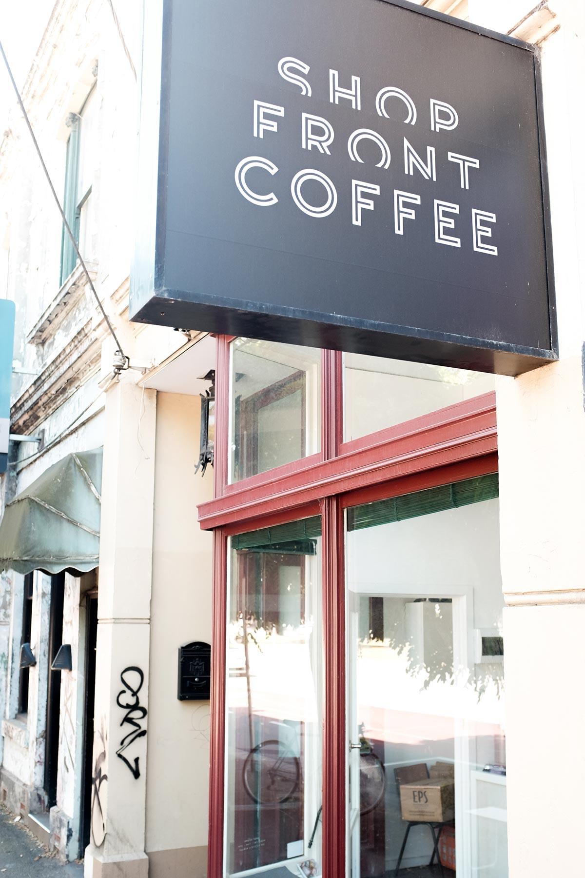 Shopfront Coffee