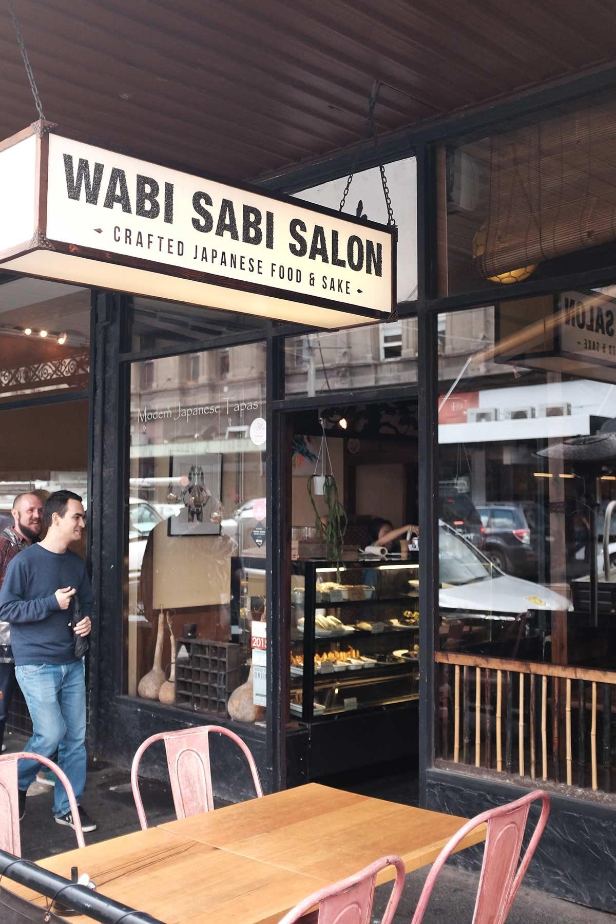 Wabi Sabi Salon