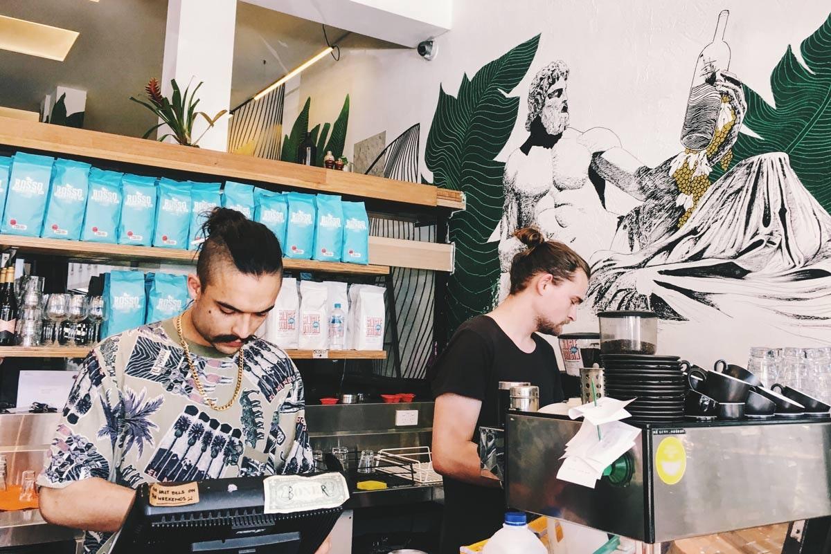 Drugstore Espresso