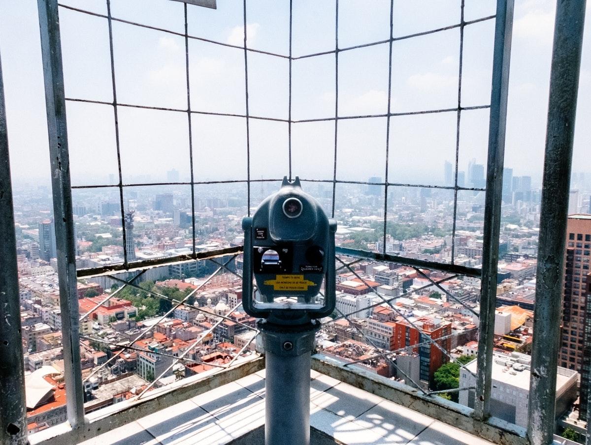 Mirador Torre Latino