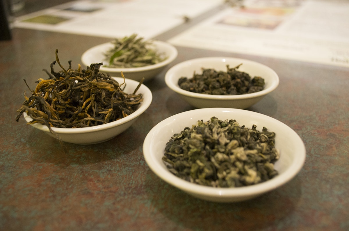The Tea Source
