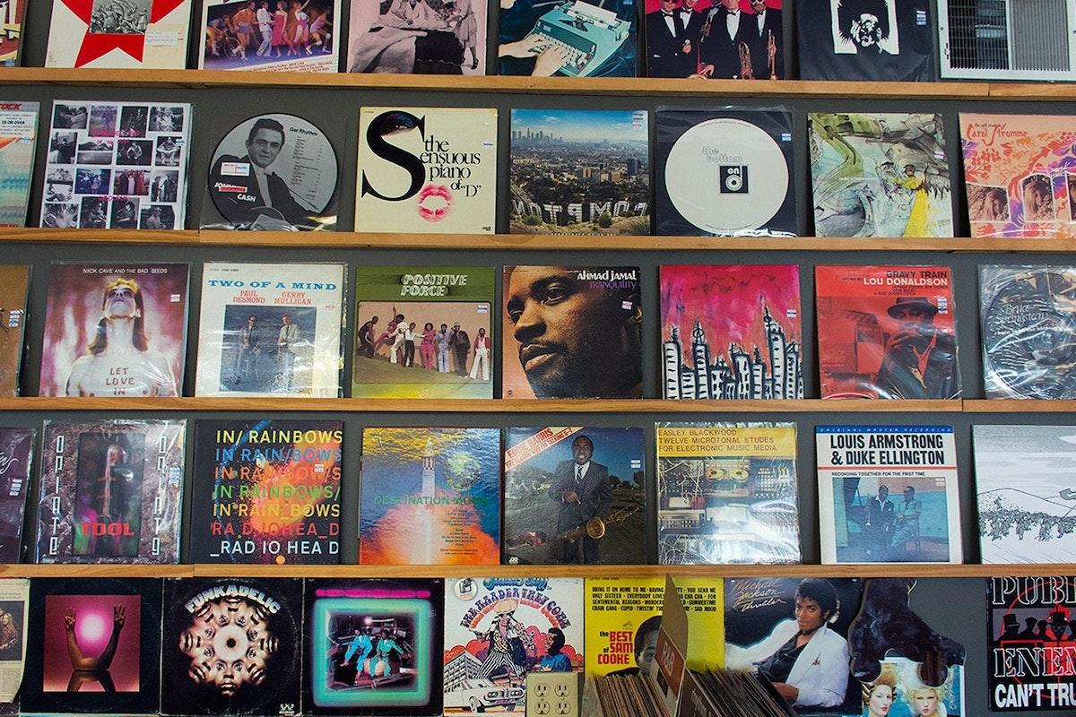 Hymie's Vintage Records