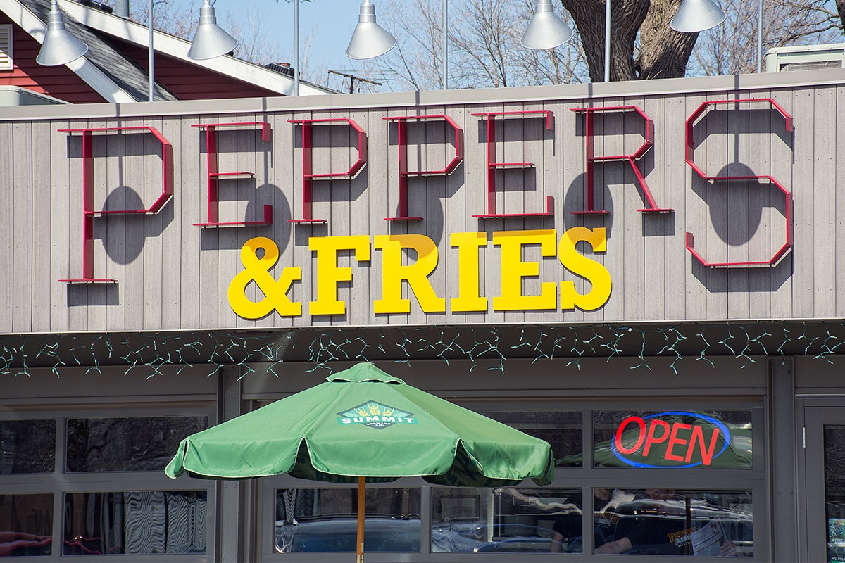 Peppers & Fries