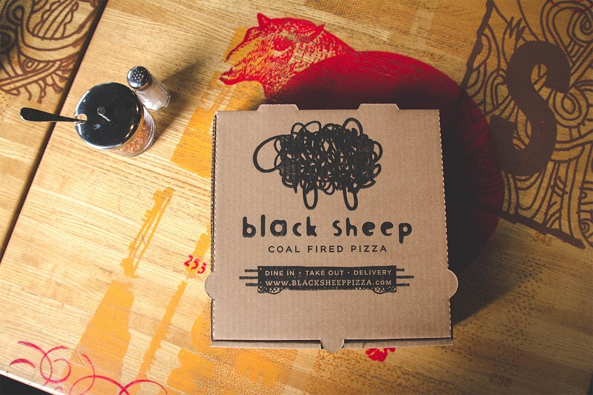 Black Sheep Pizza