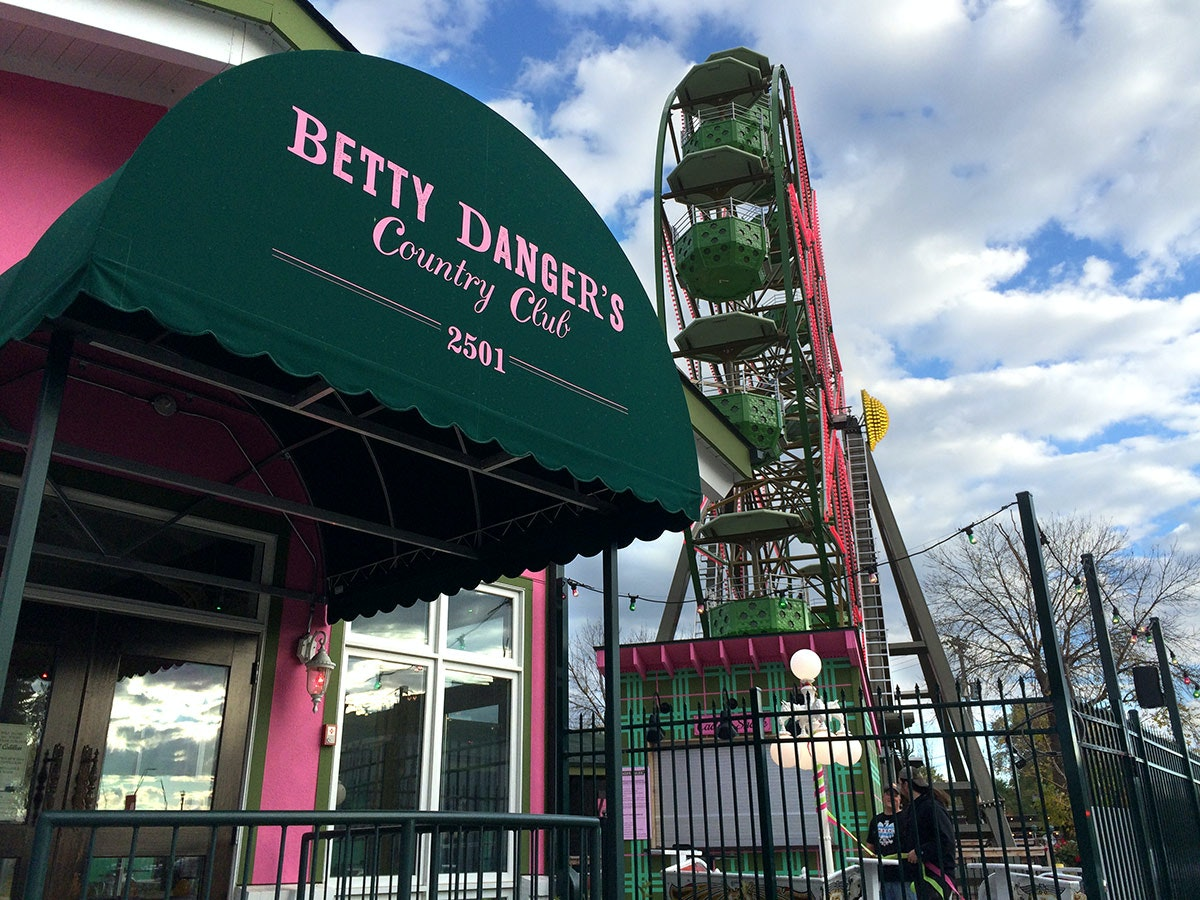 Betty Danger's Country Club