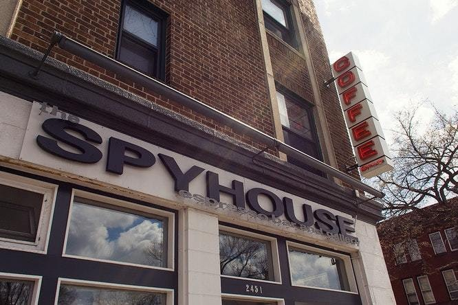 Spyhouse