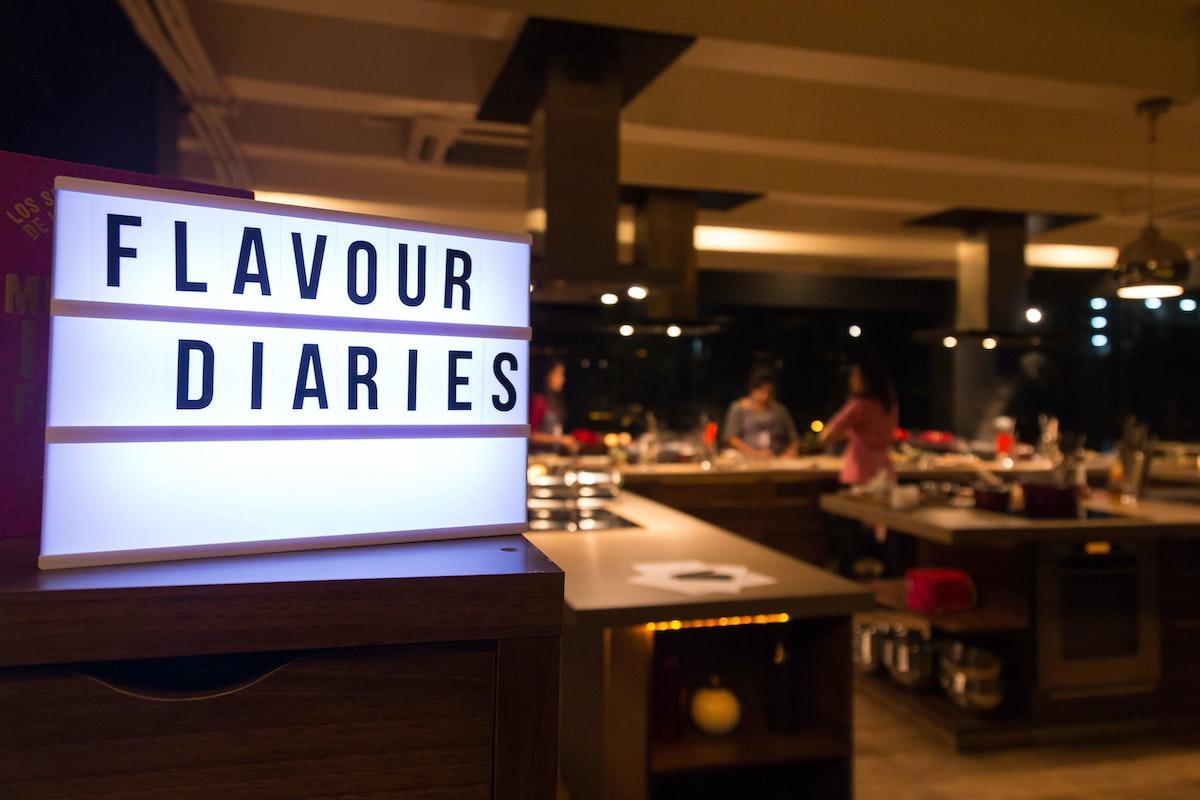 Flavour Diaries