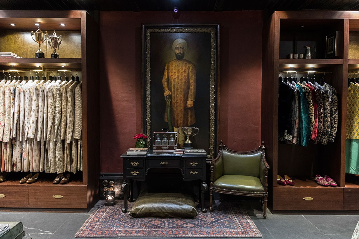 On the Grid : Sabyasachi